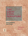 The Great Latin Adventure Level I Teacher's Manual